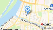 Аварийно-спасательный центр на карте