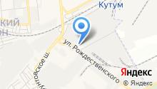 *русские* на карте