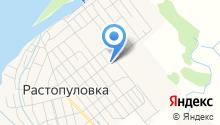Продовольственный магазин на ул. 50 лет Победы на карте