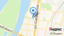 Мармелад на карте