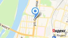 ПАП на карте