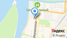 PR+ на карте