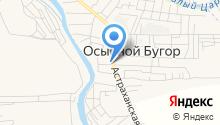 Татарочка на карте