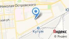 GIESSO на карте