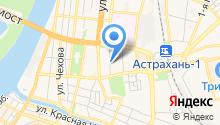 PR-partner на карте