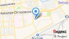 Artem Shkafov на карте