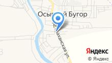 Центр социальной адаптации на карте