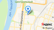 FitWay на карте