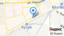 FriendБарс на карте