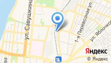 Готита де Оро на карте