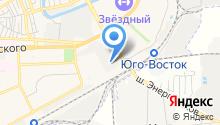 Isoroc на карте