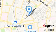AutoDiamond на карте