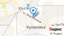 Многофункциональный центр прикладных квалификаций транспортной отрасли на карте