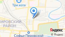 DAPWEB на карте