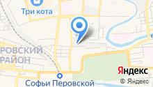 AstraSpec на карте