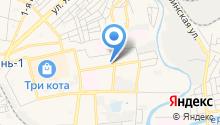 Koketka на карте