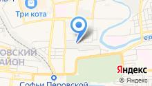 Hoвые Окна - Оконная компания на карте