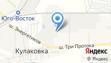 Астраханский учебный комбинат на карте