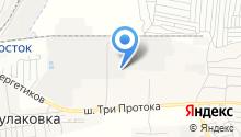 Щебень+ на карте