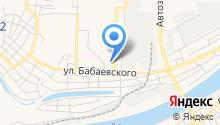 Ломбард Народный на карте