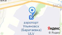 русский клуб деловой авиации на карте