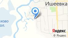 Отдел Военного комиссариата Ульяновской области по Ульяновскому району на карте