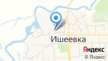 Ульяновская районная станция по борьбе с болезнями животных, ГОУ на карте