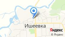 УлМетСтрой на карте