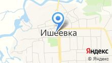Управление Федеральной службы государственной регистрации, кадастра и картографии по Ульяновской области на карте