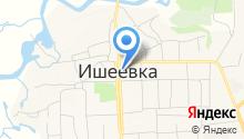 Ульяновское РАЙПО на карте