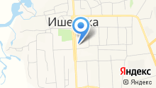 Прокуратура Ульяновского района на карте