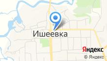 Центр гигиены и эпидемиологии в Ульяновской области в Ульяновском районе на карте