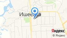 Продуктовый магазин на Первомайской, 2а на карте