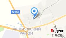 BAW-Гараж на карте