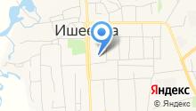 Межрайонная инспекция Федеральной налоговой службы России №2 по Ульяновской области на карте