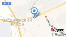 Авторай-Центр на карте