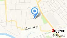 Опорный пункт полиции на карте