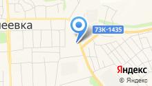 Пожарная часть №47 на карте