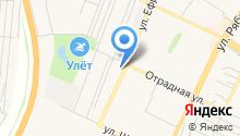 FORD Транзит на карте