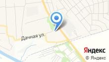 Оптика на Новокомбинатовской на карте