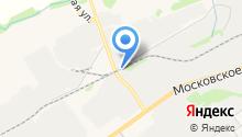 Круглосуточная станция технического обслуживания на карте