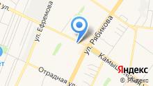 бухгалтерский центр ирида на карте