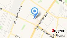Служба аварийных комиссаров на карте