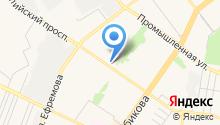 Ресторан Старый Двор на карте