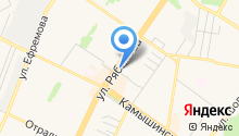 Profi-Line на карте