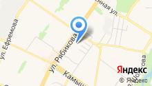 АВТОТРАНСОРИОН ТРАНСПОРТНАЯ КОМПАНИЯ на карте