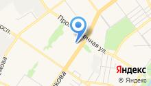MeowBrow на карте