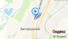 Car-Go на карте