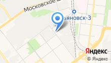 симбирск-холод на карте