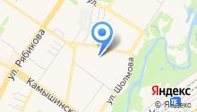 ширякин олег юрьевич на карте